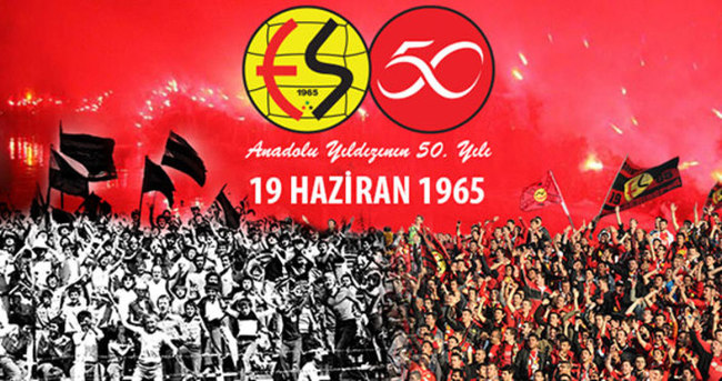 Eskişehirspor 50 yaşında