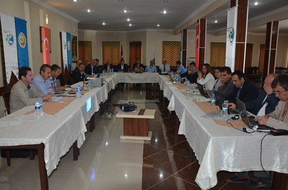 2015 Yılı Değerlendirme Toplantısı Göle'de Yapıldı