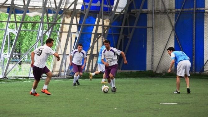 Birimler Arası Personel Futbol Turnuvası Sona Erdi