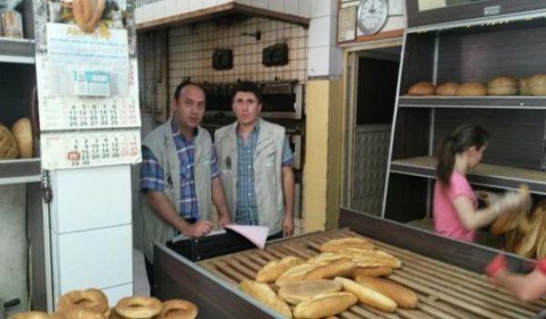 Çaycuma'da Gıda İşletmeleri Denetlendi