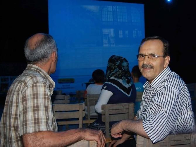 Bafra'da Yazlık Sinema Nostaljisi