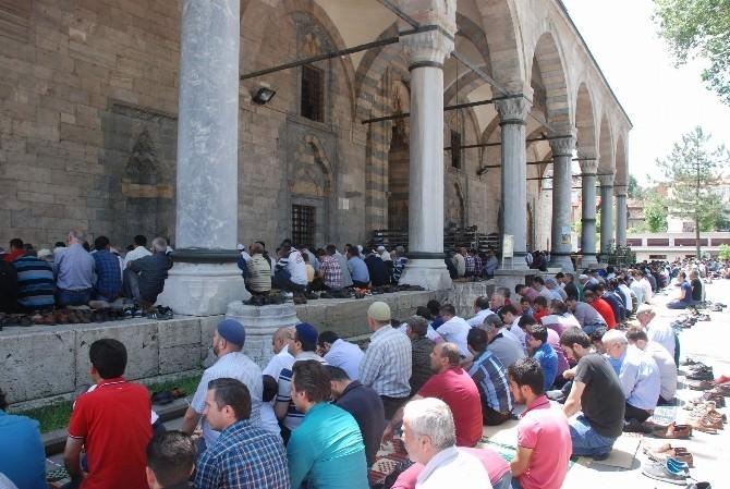 Tokat'ta Ramazan Ayının İlk Cuması
