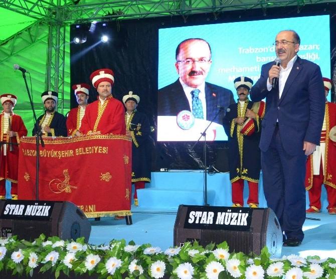 Trabzon'da Ramazan Etkinlikleri Başladı