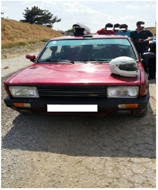 Uşak'ta Uyuşturucu Ticareti Yapan 2 Çocuk Yakalandı