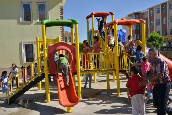 Tuşba Belediyesi'nin 'Artık Benim De Bir Parkım Var' Projesi