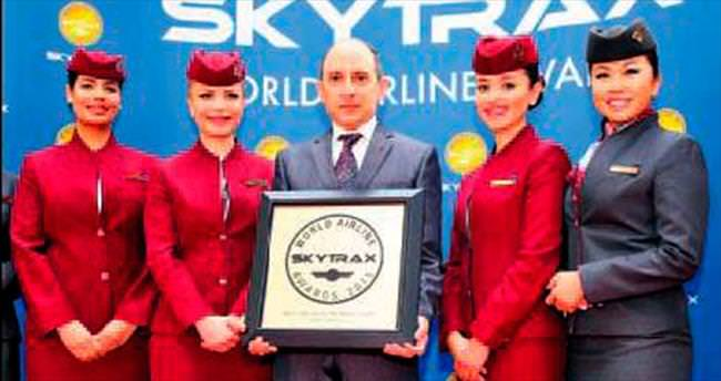 Qatar Airways 3'üncü kez yılın havayolu şirketi oldu