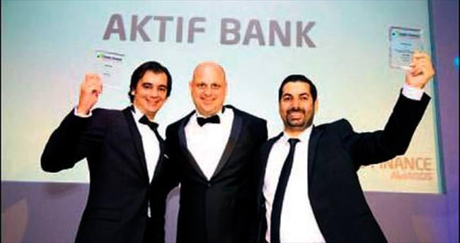 Aktif Bank'a Avrupa'dan ödül