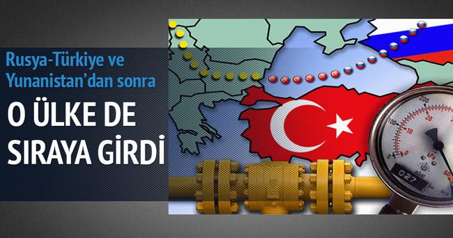 Bulgaristan Türk Akımı projesine katılmak istiyor
