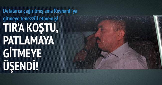 MİT TIR'larını durduran savcı Reyhanlı'ya gitmemiş