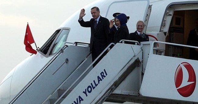 Cumhurbaşkanı Erdoğan Mardin'e gitti