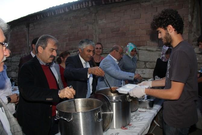 Çankırı'da Mahalle İftarı Coşkusu