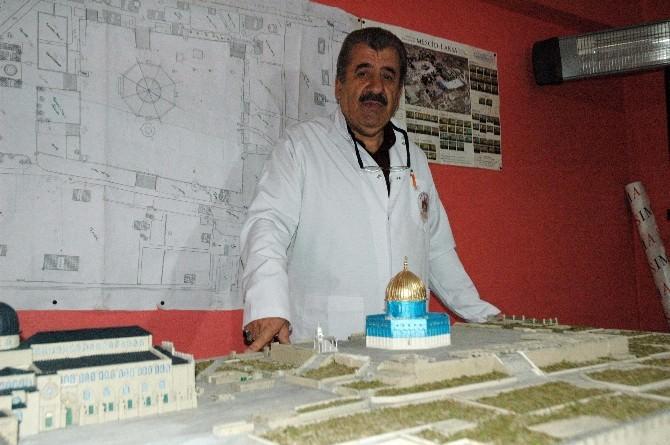 Üç Kutsal Mescit Erzurum'da Bir Arada