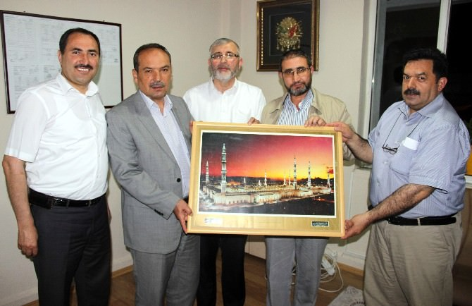 Küder'den 'Birlik Ve Beraberlik' Ödülü