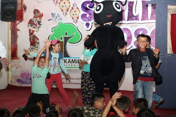 Şehitkamil'de Ramazan Eğlenceleri Başladı