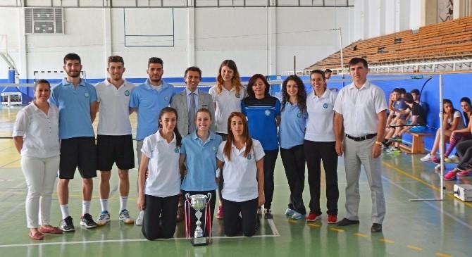 Uludağ Üniversitesi Badminton Takımı Polonya Yolcusu