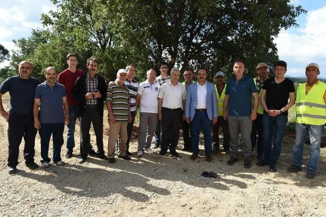 Gülistan Ve Hilal Kent Sitelerinin Su Sorunu Sona Erdi