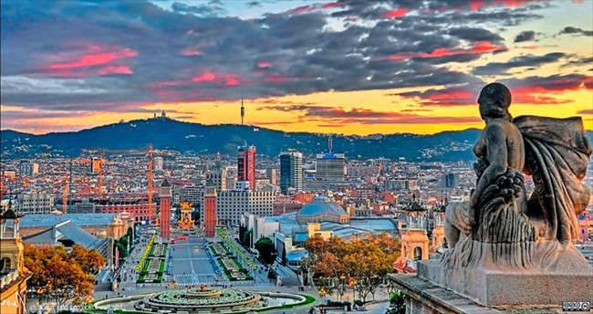 İspanyol ateşi Barselona!