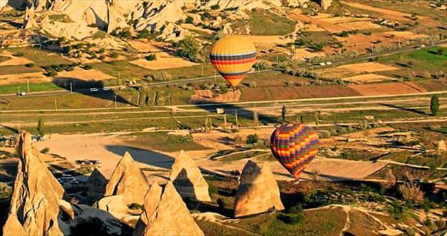 Masal diyarı Kapadokya