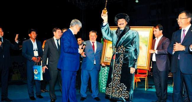 Keçiören'de Kazakistan gecesi