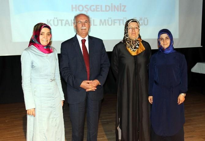 Kur'an-ı Kerim'i Güzel Okuma Bölge Yarışması Kütahya'da Yapıldı