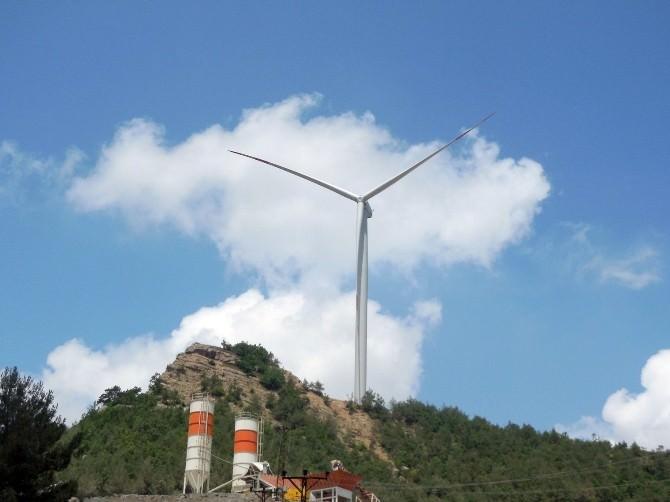 Kahramanmaraş'ta Rüzgar Enerjisiyle Elektrik Üretimi Başlıyor