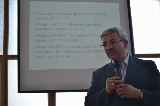 Kur'an Kurslarında Görev Alacak Personele Eğitim Düzenlendi