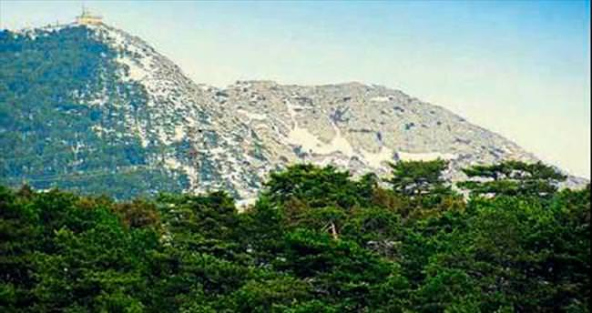 Spil Dağı Arap turistleri bekliyor
