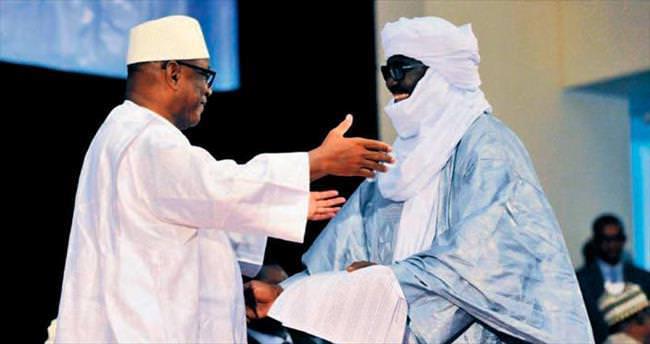 Mali'de tarihi barış anlaşması