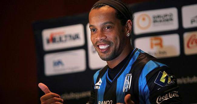 Ronaldinho, Vasco da Gama yolunda