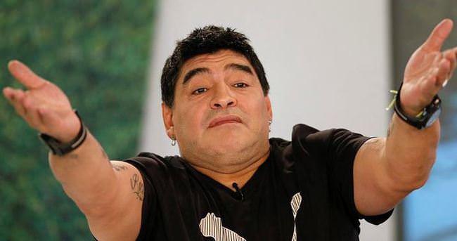 Maradona FIFA başkanlığına aday mı?