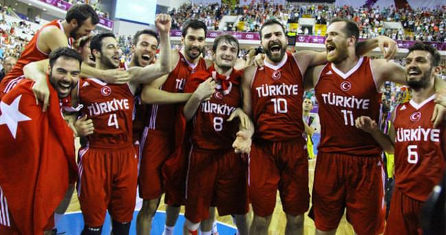 12 Dev adam Avrupa Şampiyonası kadrosunu belirliyor