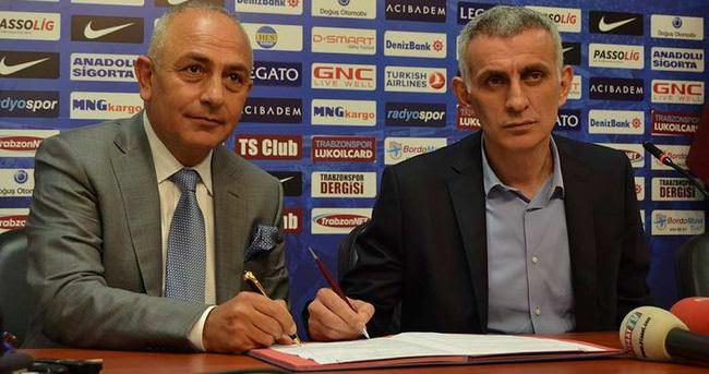 Trabzonspor'da transfer planları değişiyor
