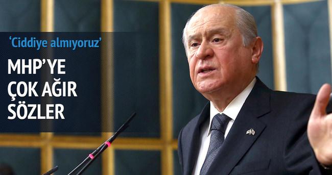 Demirtaş: MHP'yi ciddiye almıyoruz
