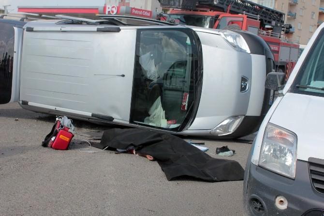 Ağrı'da Trafik Kazası: 1 Ölü, 7 Yaralı