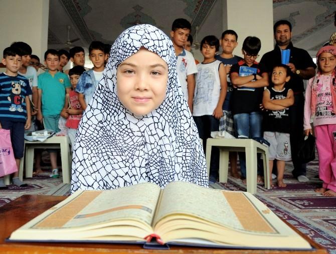 Mersin'de Çocuklar Camilerle Buluştu