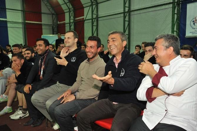 Trabzon'da Doğa Kampı 2. Dönemi Sona Erdi