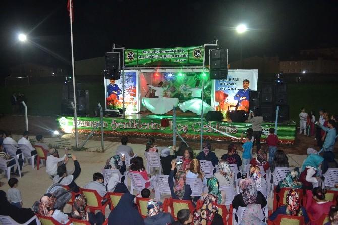 Muş'ta Belediye'nin Ramazan Şenlikleri Başladı