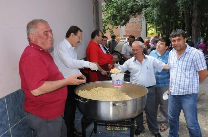Bafra Belediyesi Her Gün 5 Bin Aileye İftar Veriyor