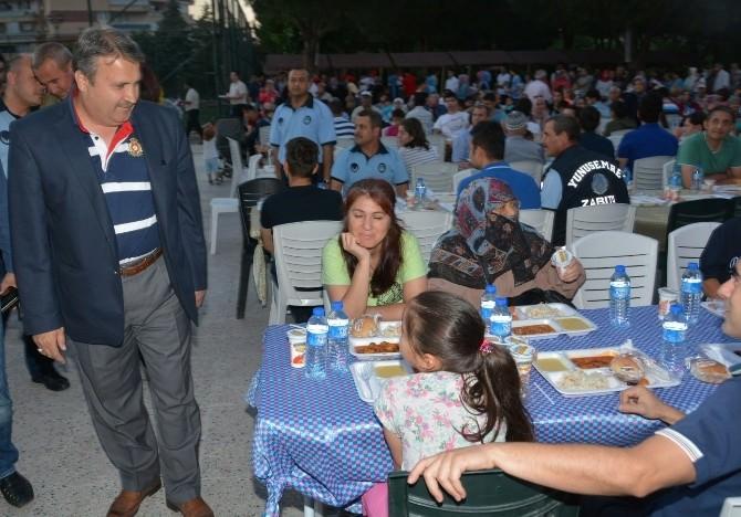 Laleli Mahallesi Sakinleri Başkan Çerçi İle İftar Açtı