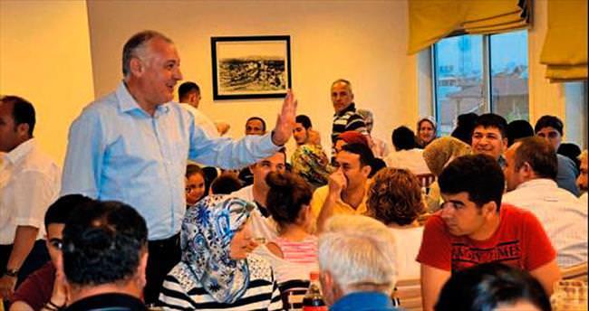 AESOB'da iftar buluşması