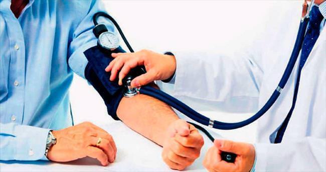 Kalp ve tansiyon kontrol edilmeli