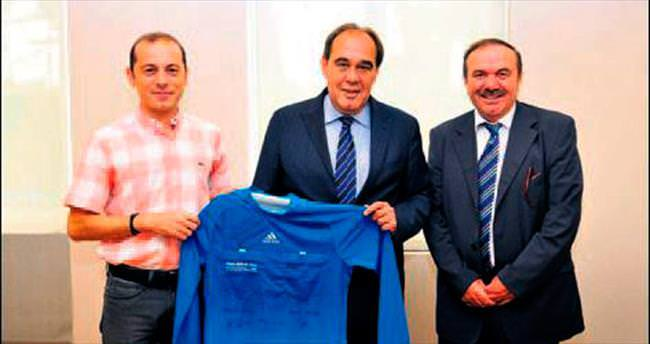 Trabzonspor da 'Demirören' dedi