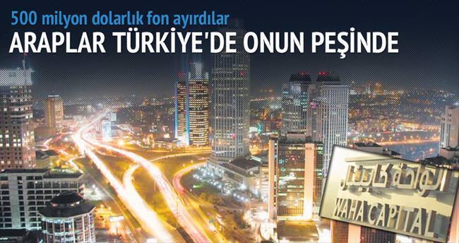 Araplar Türkiye'de Waha peşinde