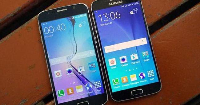 Çakma Samsung Galaxy S6 200 TL