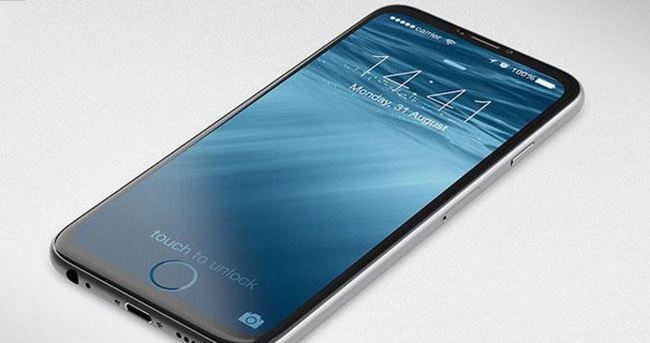 Yeni iPhone'da ana ekran tuşu olmayabilir