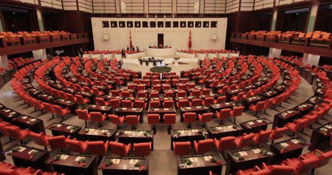 Meclis'te hazırlıklar tamamlandı