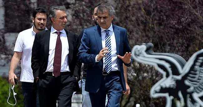 Beşiktaş'ta futbolun tek patronu Şenol Güneş
