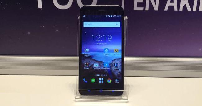 Turkcell'in yeni telefonu T60 piyasada
