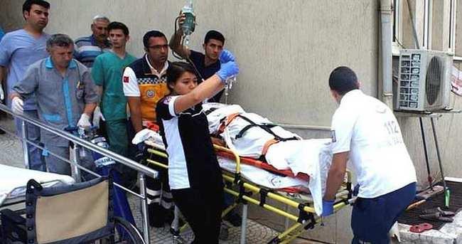 Oğlunu yaralayınca intihar etti!