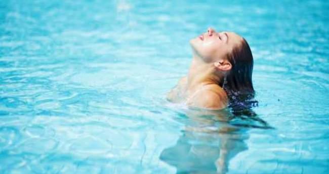Deniz suyu cildi gençleştiriyor